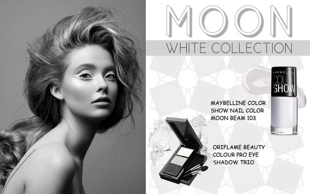 Moon White Collection