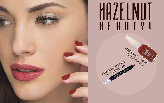 Hazelnut Beauty
