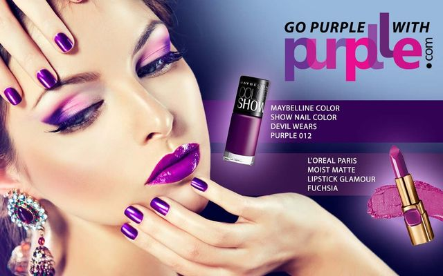 Go Purple With Purplle