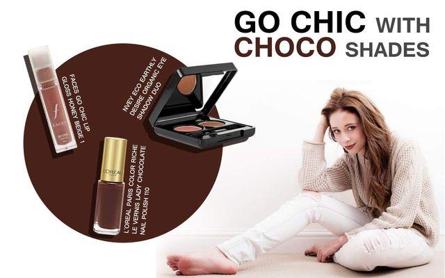 Go Chic With Choco Shades