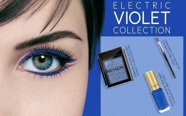 Electric Violet Collection
