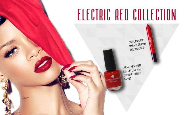 Electric Red Collection