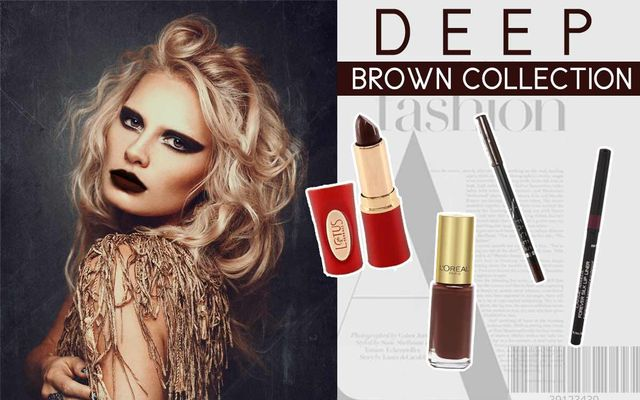 Deep Brown Collection