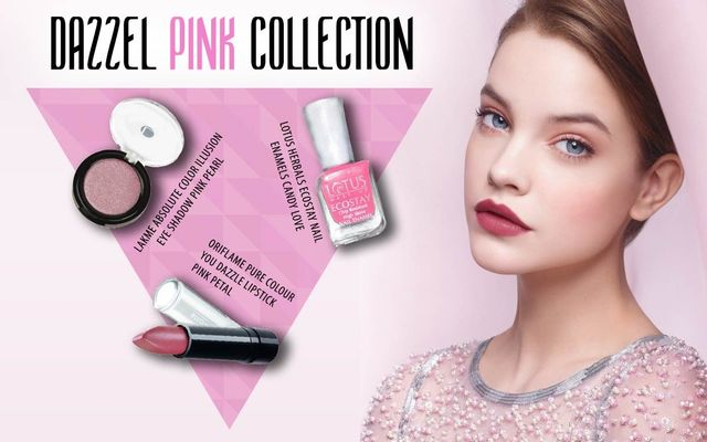 Dazzle Pink Collection