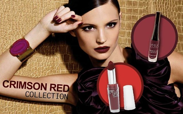 Crimson Red Collection