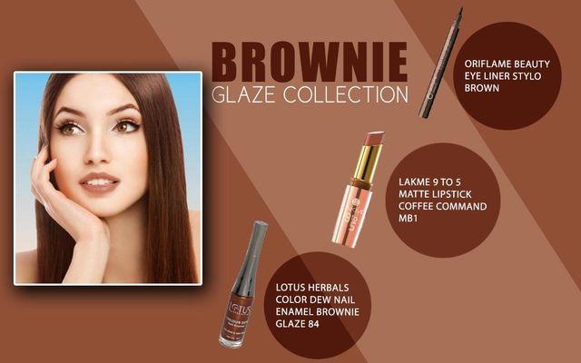 Brownie Glaze Collection