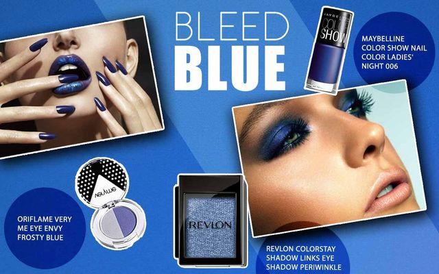Bleed Blue