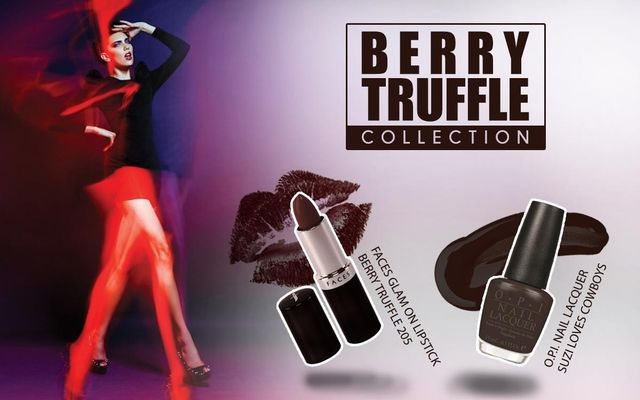 Berry Truffle Collection