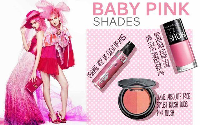 Baby Pink Shades