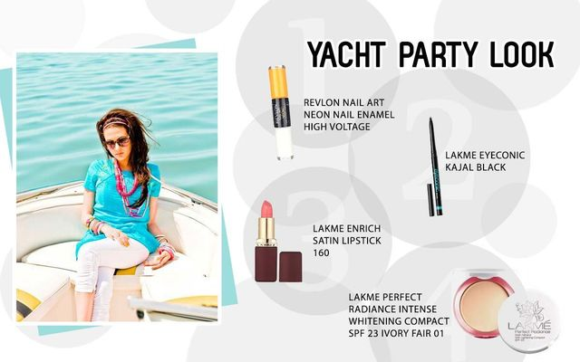 Yacht Party Look
