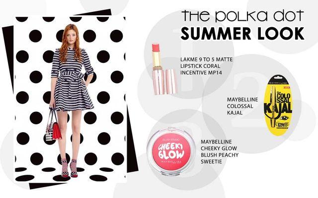 The Polka Dot Summer Look