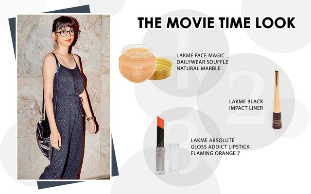 The Movie Time Look