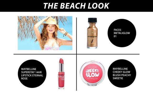 The Beach Look