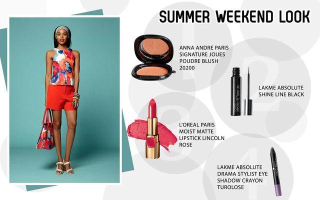 Summer Weekend Look