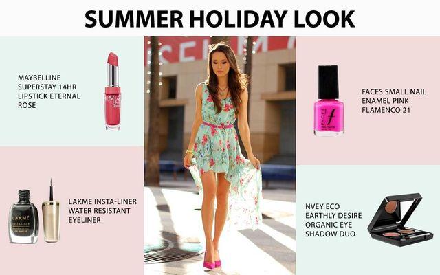 Summer Holiday Look