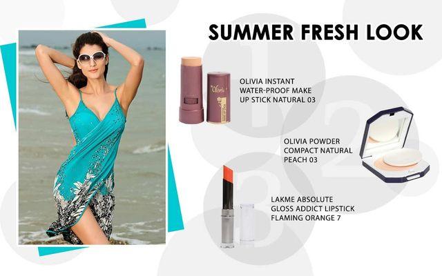 Summer Fresh Look