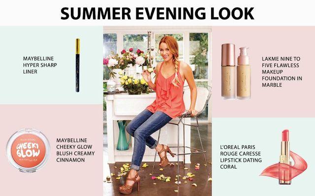 Summer Evening Look