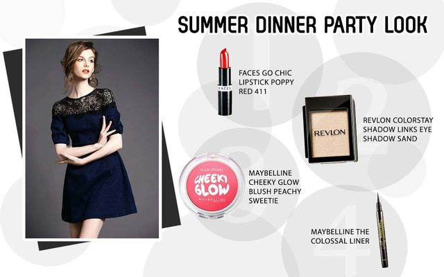 Summer Dinner Party Look
