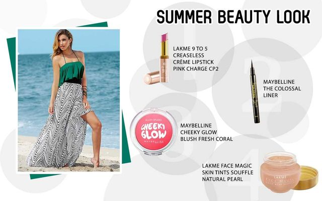 Summer Beauty Look