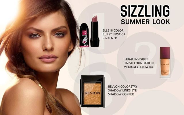 Sizzling Summer Look