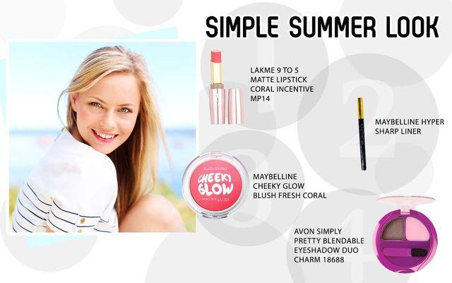 Simple Simmer Look