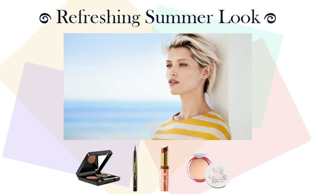 Refreshing Summer Look