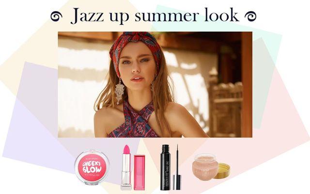 Jazz Up Summer Look