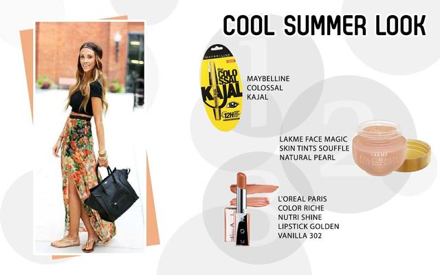 Cool Summer Look -Cool It Up!