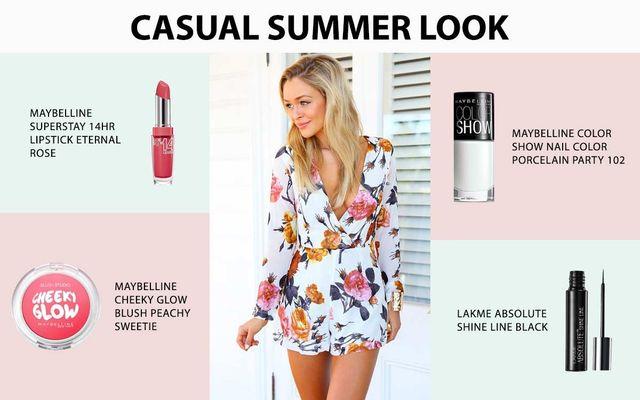 Casual Summer Look