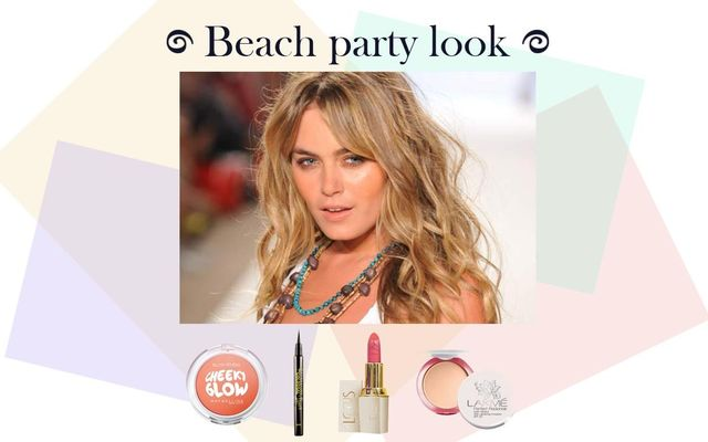 Beach Party Look