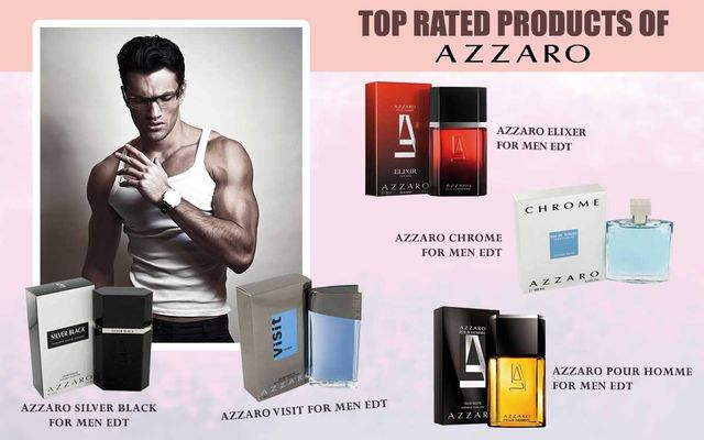 Top Rated Products Of Azzaro