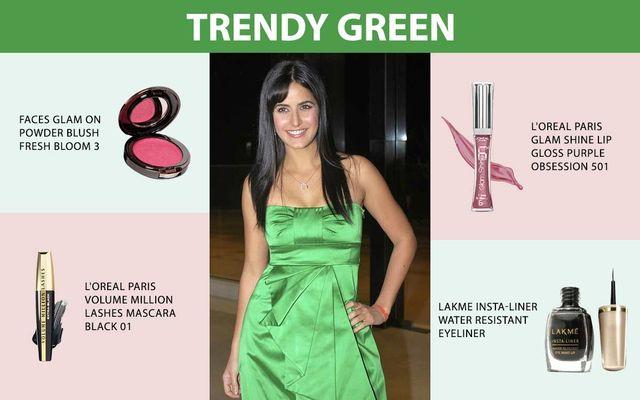 Trendy Green