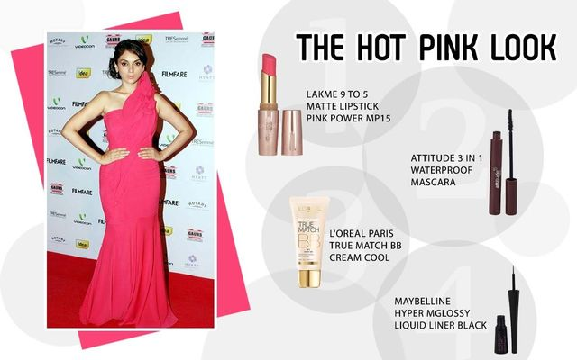 The Hot Pink Look