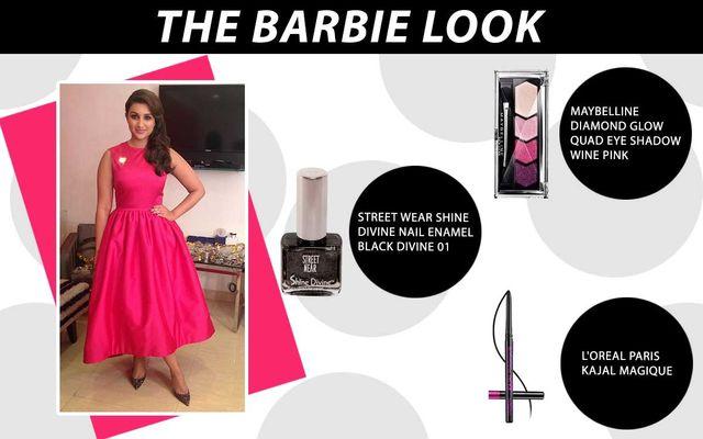The Barbie Look