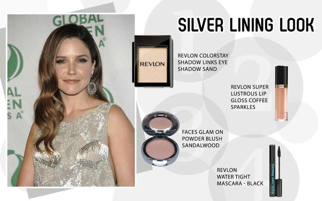 Silver Lining Look