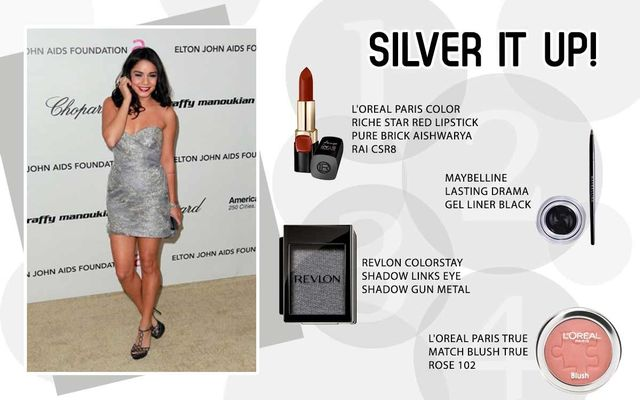Silver It Up!