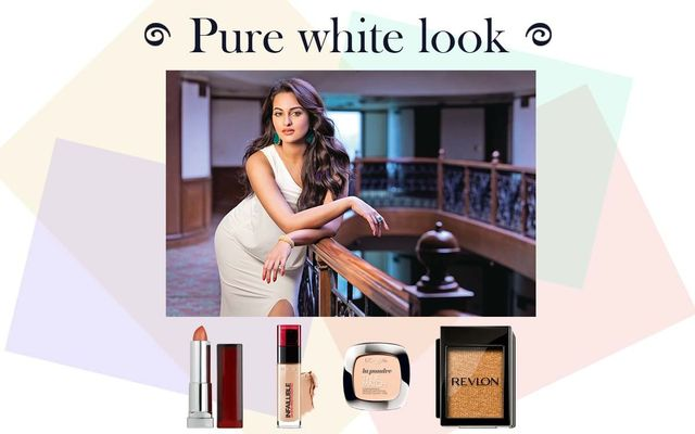 Pure White Look