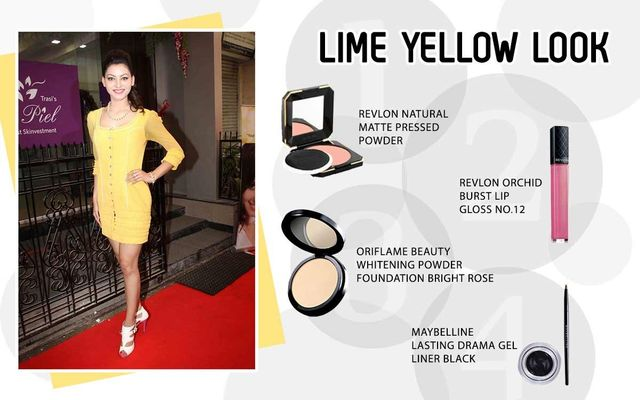 Lime Yellow Look