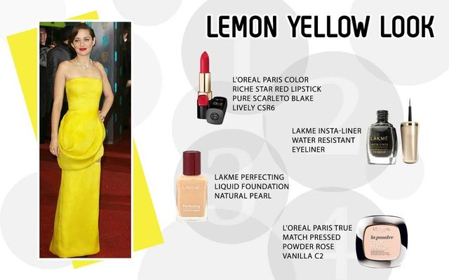 Lemon Yellow Look