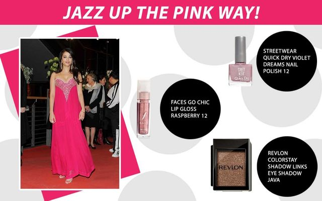 Jazz Up The Pink Way!
