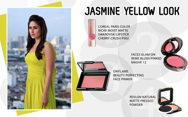 Jasmine Yellow Look