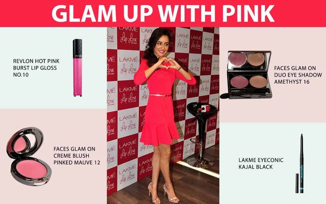 Glam Up With Pink