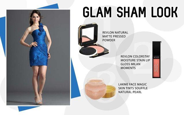 Glam Sham Look