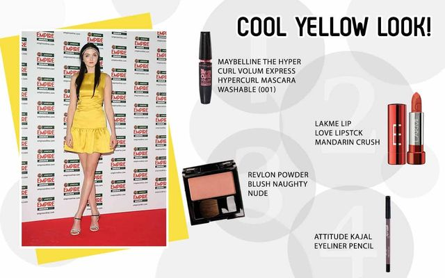 Cool Yellow Look