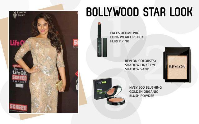 Bollywood Star Look