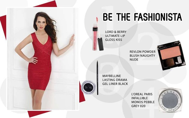 Be The Fashionista.