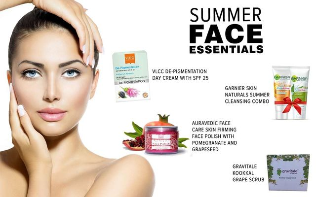 Summer Face Essentials