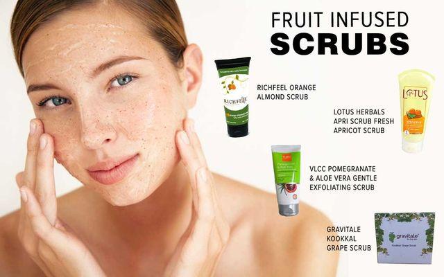 Fruit Infused Scrubs