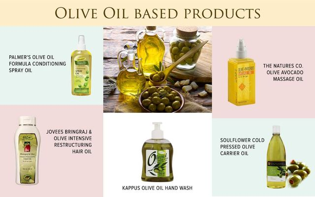 Olive Oil Based Products