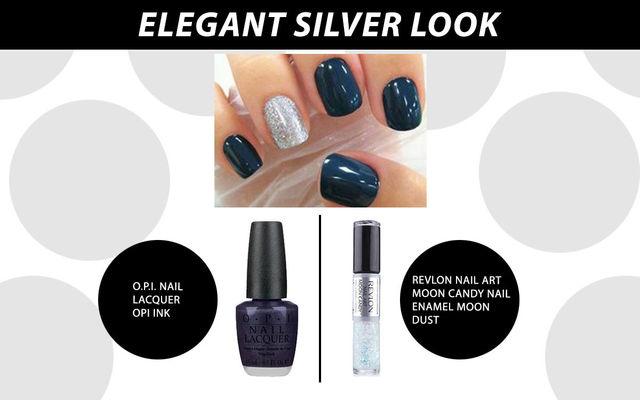 Elegant Silver Look